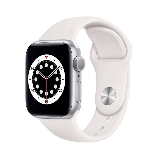Apple watch s6 aluminio blanco/gps+lte/40mm