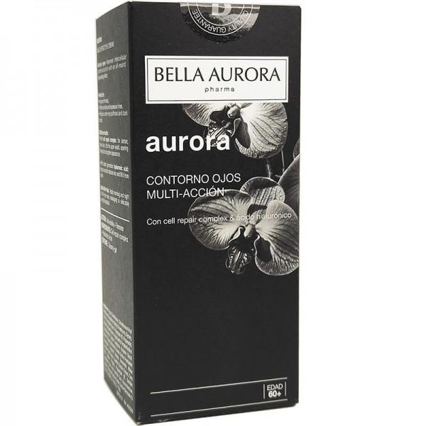 BELLA AURORA CONTORNO DE OJOS MULTI-ACCION 15 ML