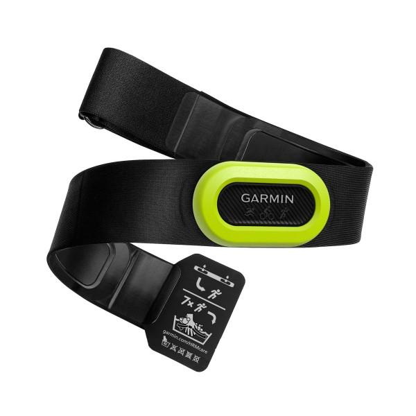 Garmin hrm-pro monitor de frecuencia cardiaca/transmisión dual/dinámicas de carrera