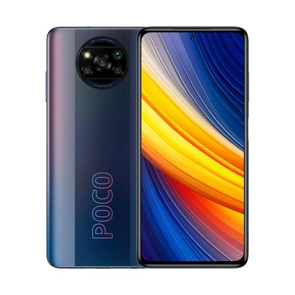 "Xiaomi poco x3 pro negro (phantom black) / 8+256gb / 6.67"" 120hz / dual sim"